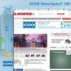KONE – Le Moniteur