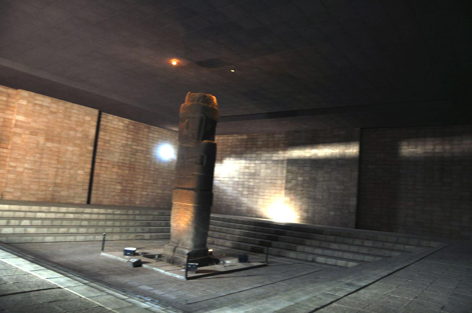 La Pachamama (photo prise sur le net)