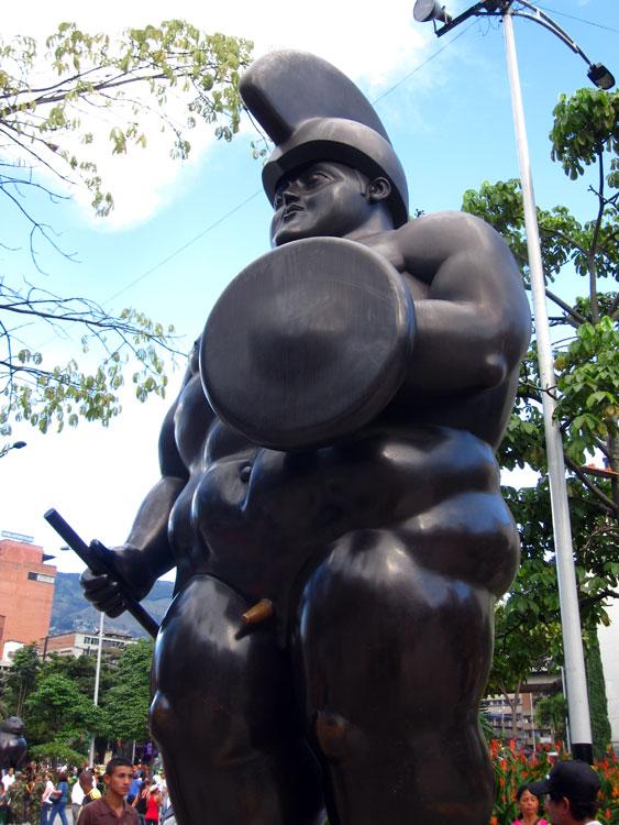 Soldat romain - Bronze