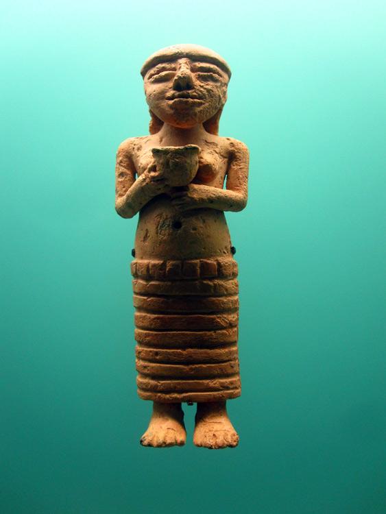 Figurines pour rituel Zenu (450 - 1500) crête caraïbe et plaines marécageuses