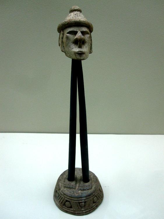 Objet de rituel Tayrona (400 - 1500) nord de la côte caraïbe