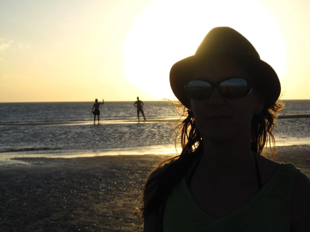Cabo de la Vela, coucher de soleil