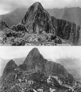 Machu Picchu 1911 / 1912
