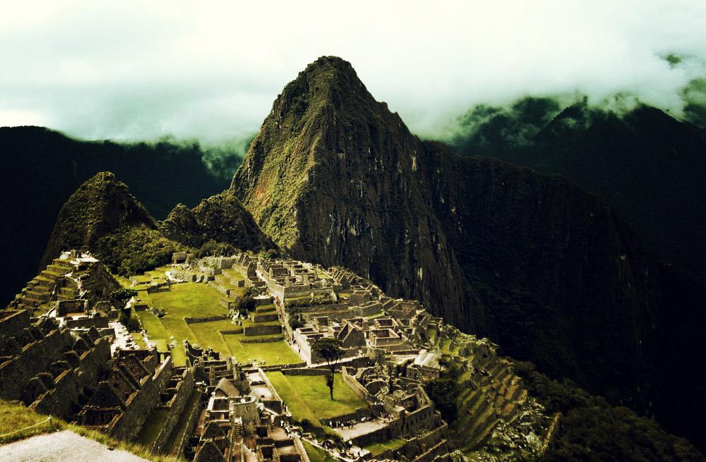 Machu Picchu, c'est beau, encore et toujours