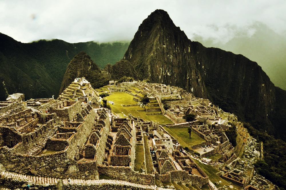 Machu Picchu, c'est beau