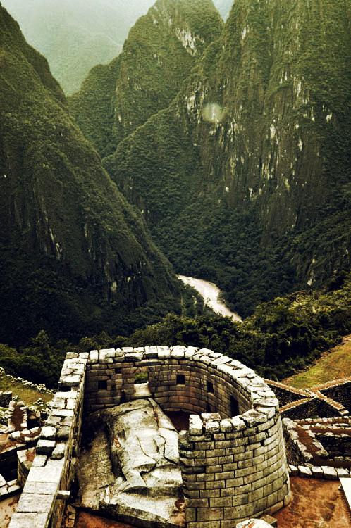 Machu Picchu, le temple du soleil