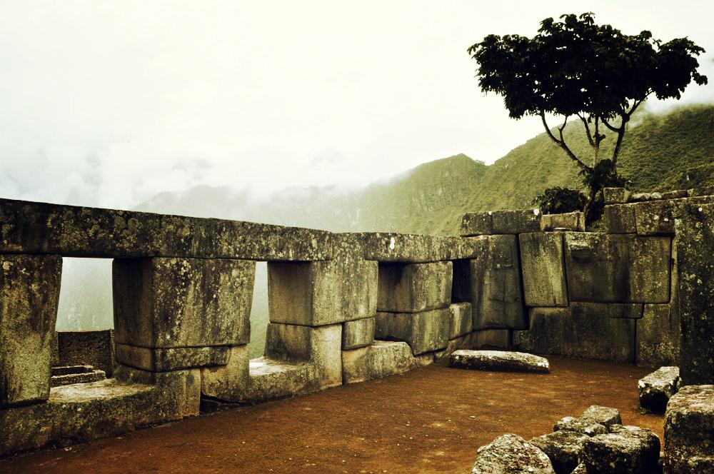 Machu Picchu, temple des 3 fenêtres