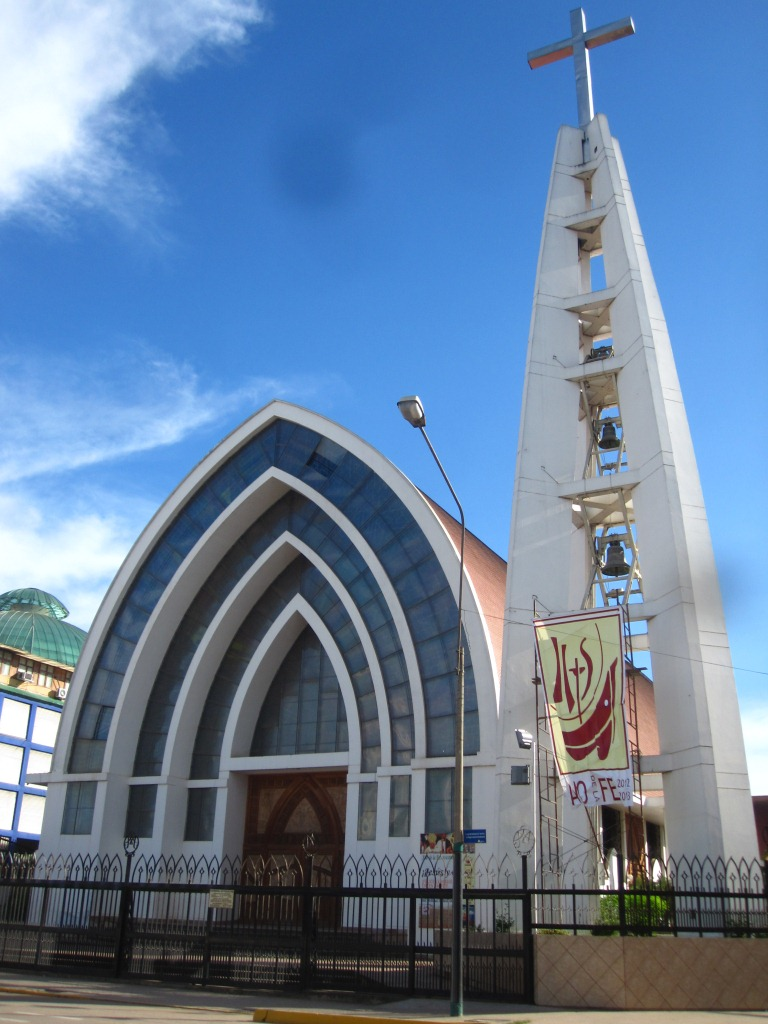 Eglise de Pucallpa