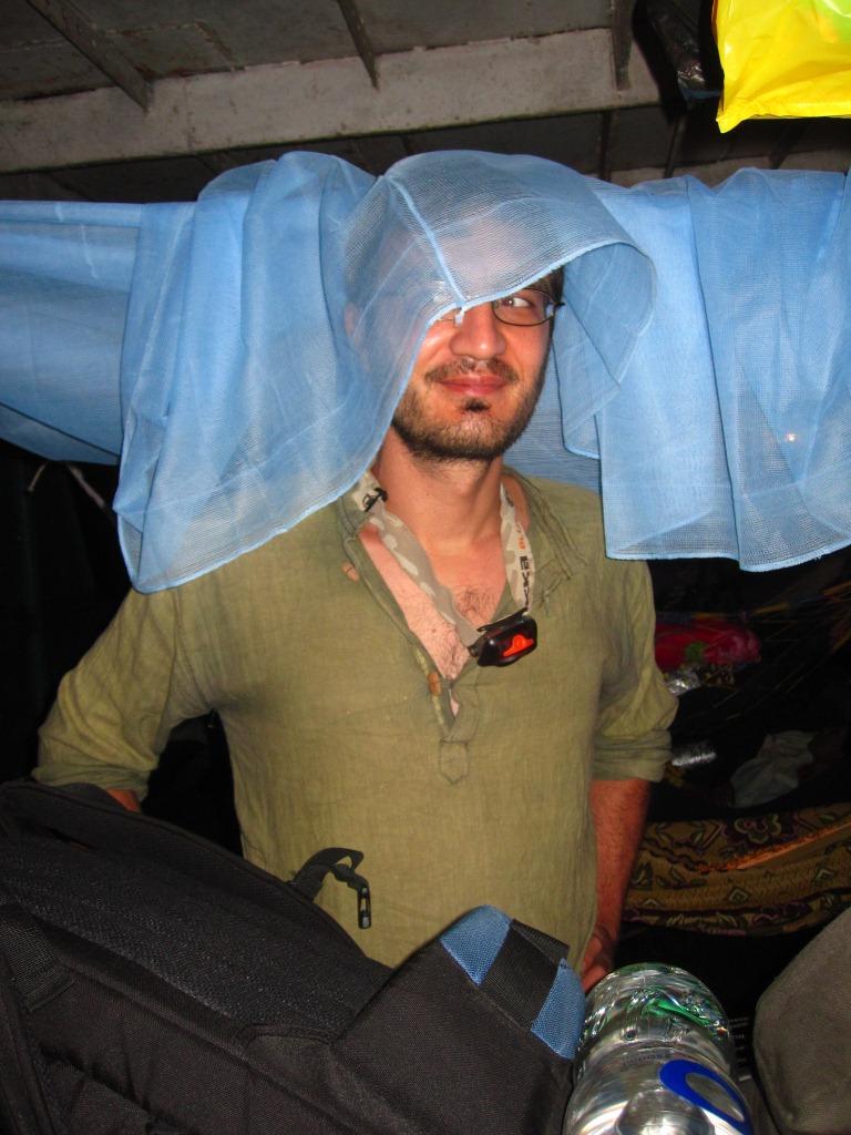 Voile de moustiquaire