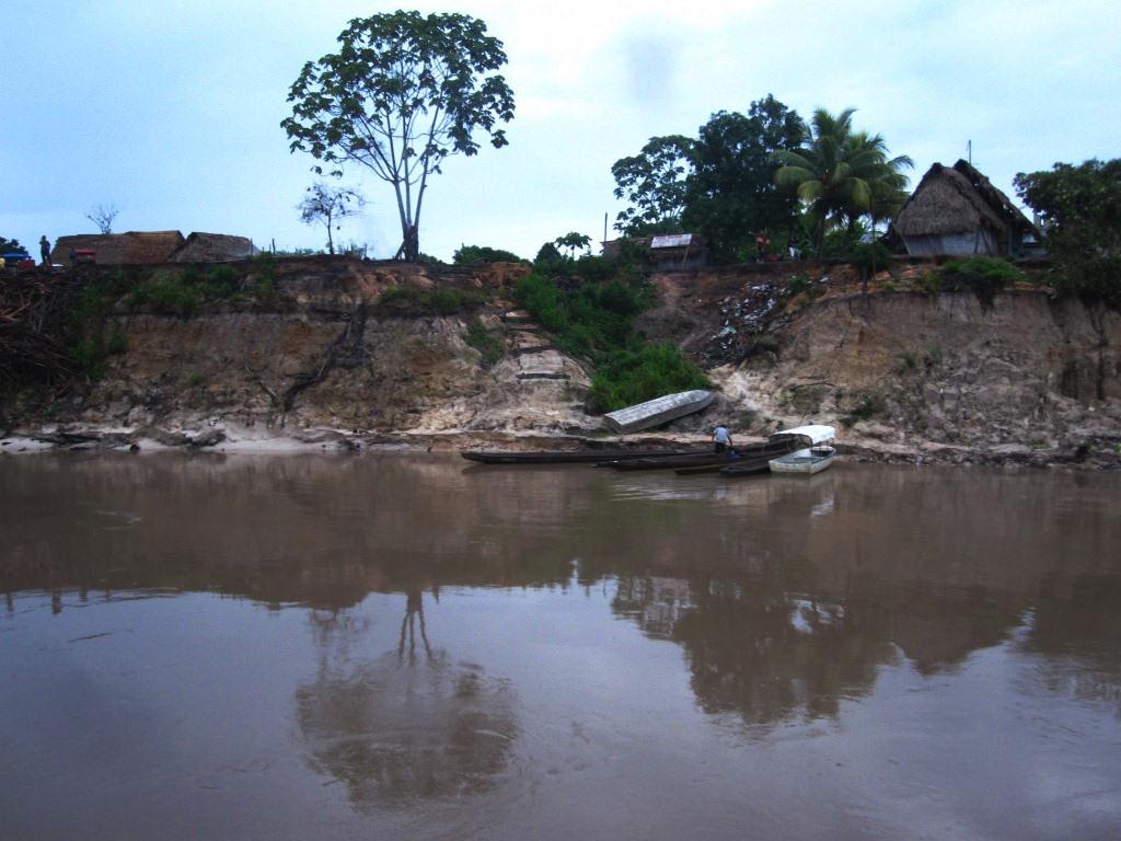 Sur l'Ucayali