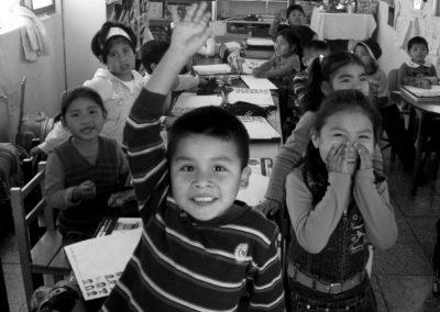 Les enfants d'Arequipa