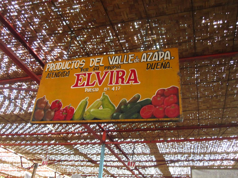 mercado arica