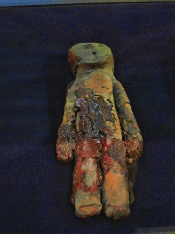 momie foetus