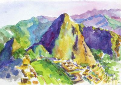 Le carnet de voyage d'Irène – Part III