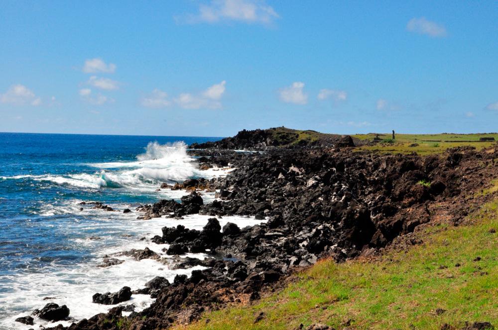 La côte rocailleuse