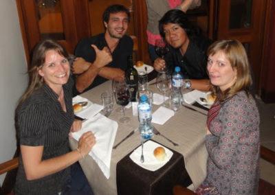 Les crèches d'Arequipa, nos meubles et Bernard Loiseau