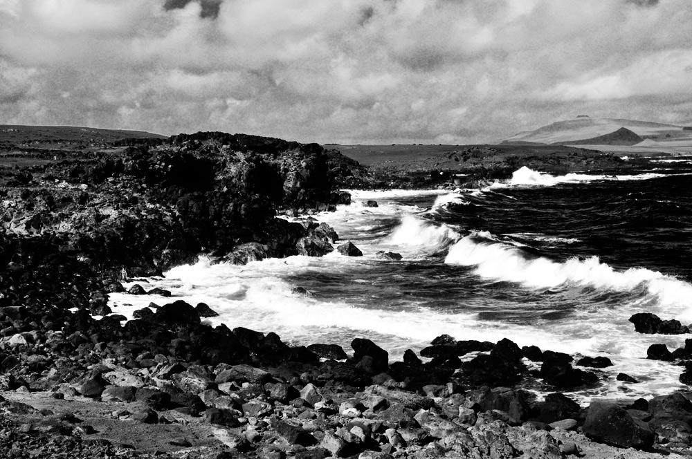 Rapa Nui, février 2012