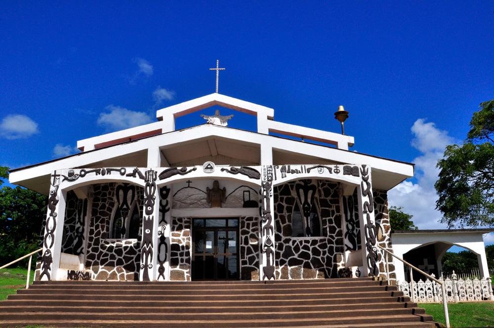 Eglise de Hanga Roa