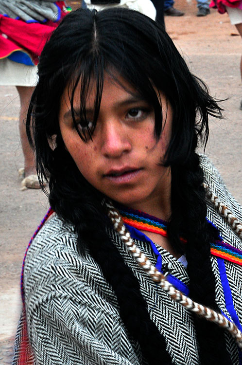 Atuncolla, non loin de Puno et du lac Titikaka