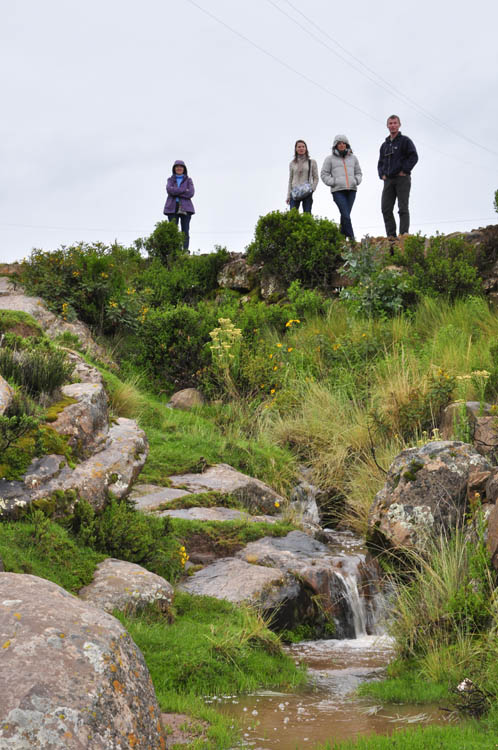 Péninsule de Capachica, à l'approche de Ccotos