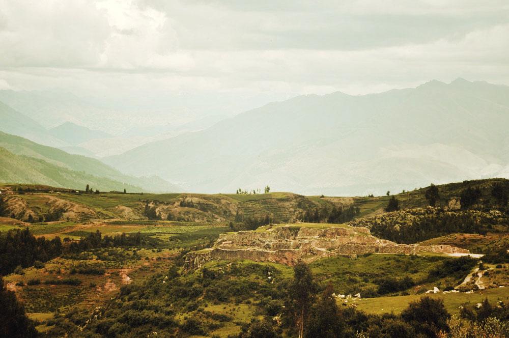 Puka Pukara depuis Tambomachay