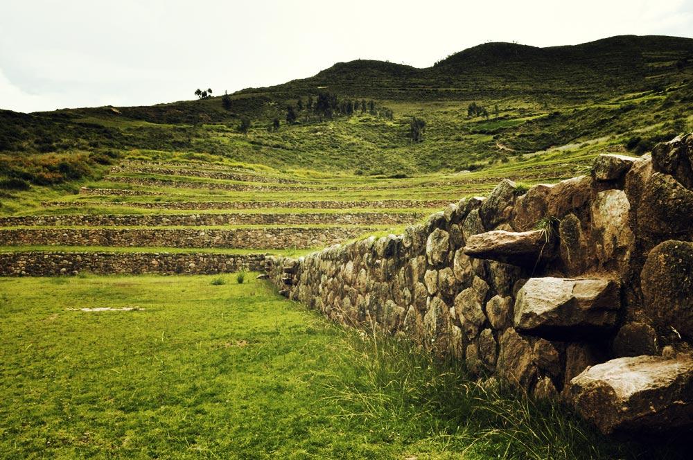 Moray, observez les marches encastrées
