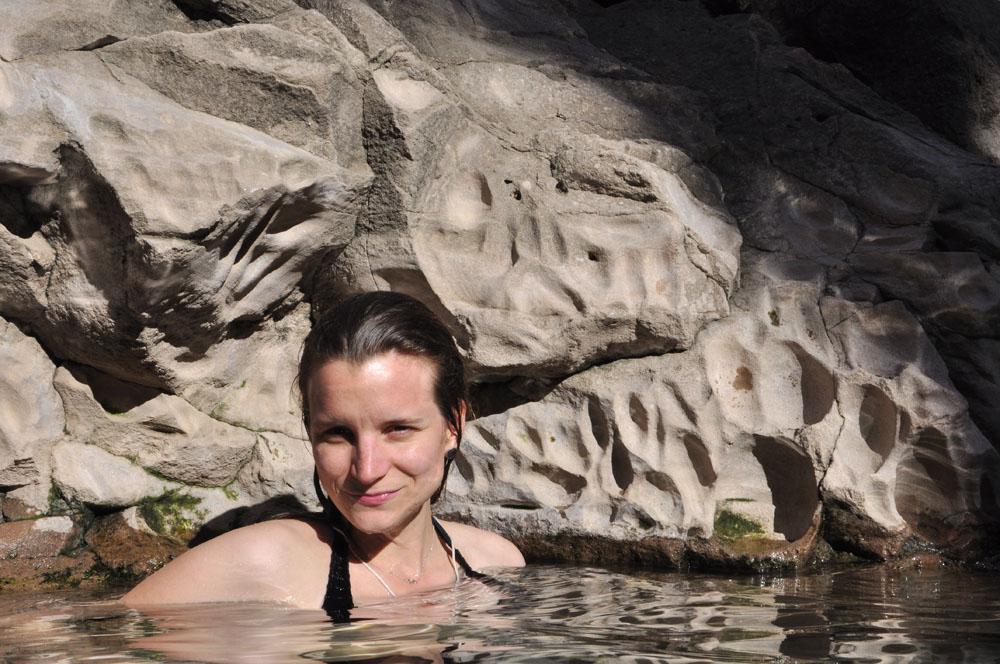 Pica, piscine thermale