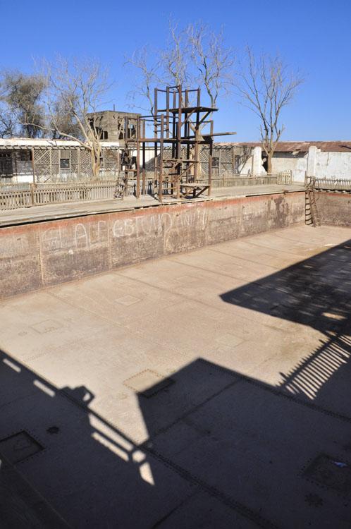 Humberstone, piscine