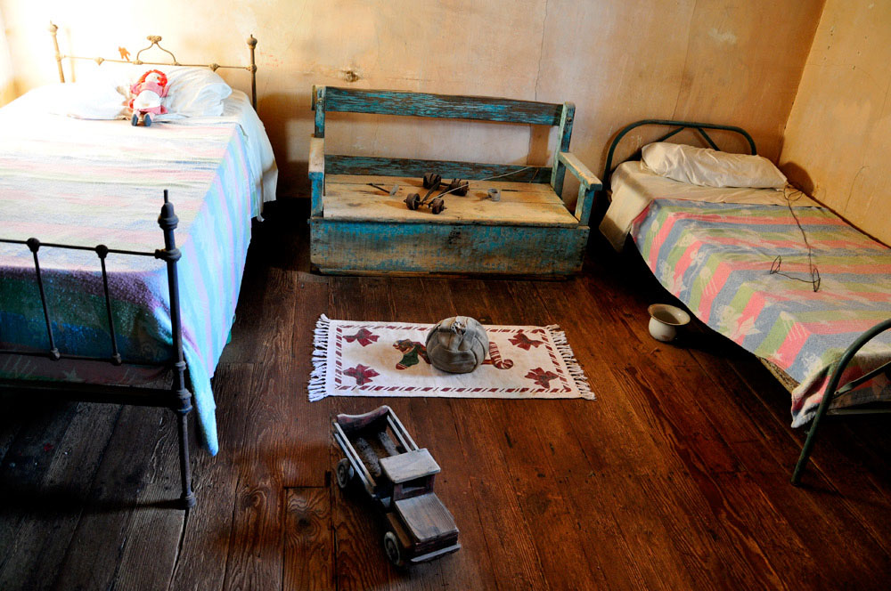 Humberstone, chambre d'enfants
