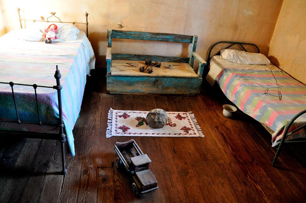 Humberstone, chambre d'enfants