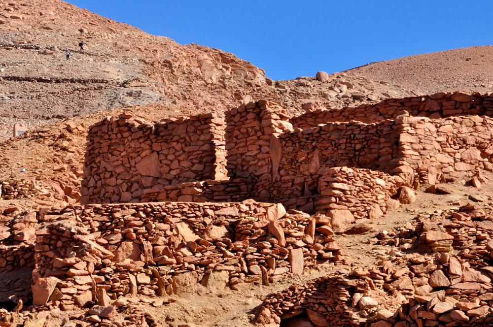 Ruines de la pukara de Quitor
