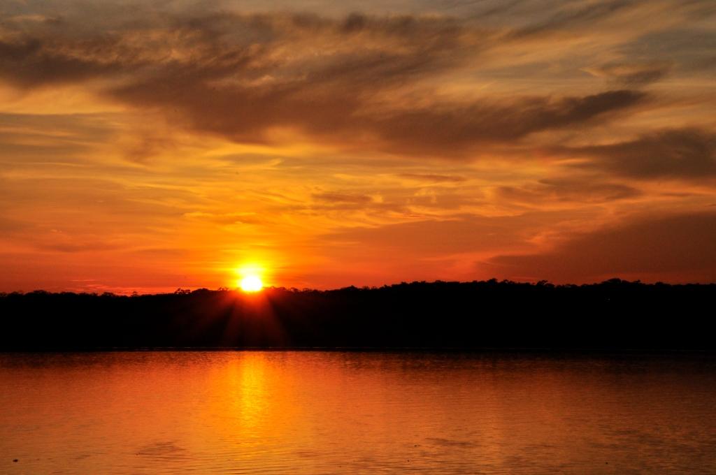 Encore un coucher de soleil