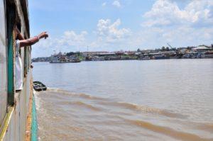 Arivée à Iquitos