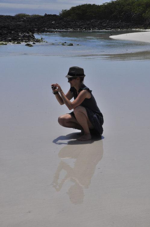Santa Cruz, Tortuga Bay, vidéo en préparation!