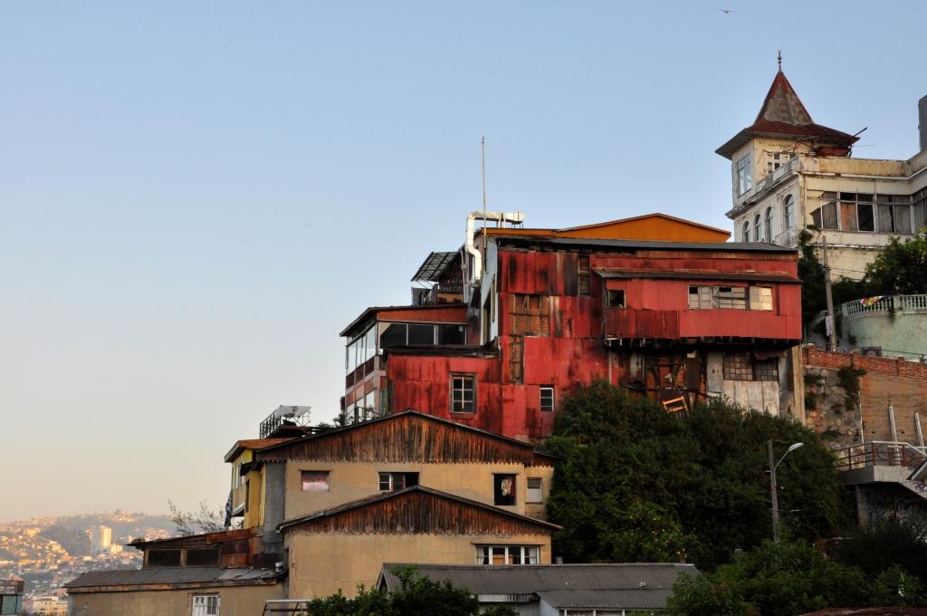 Une vue de la colline de bellavista