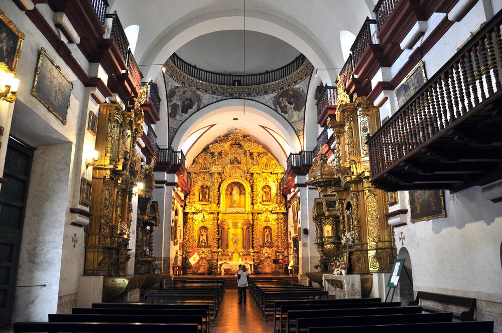 El Carmen, à Trujillo