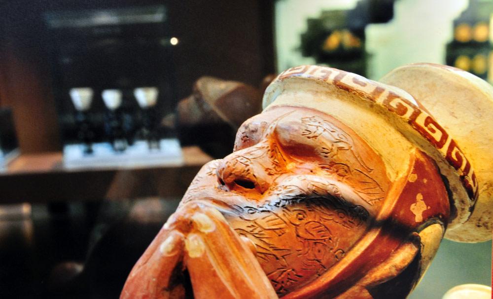 Céramique (musée de la Huaca de la Luna)