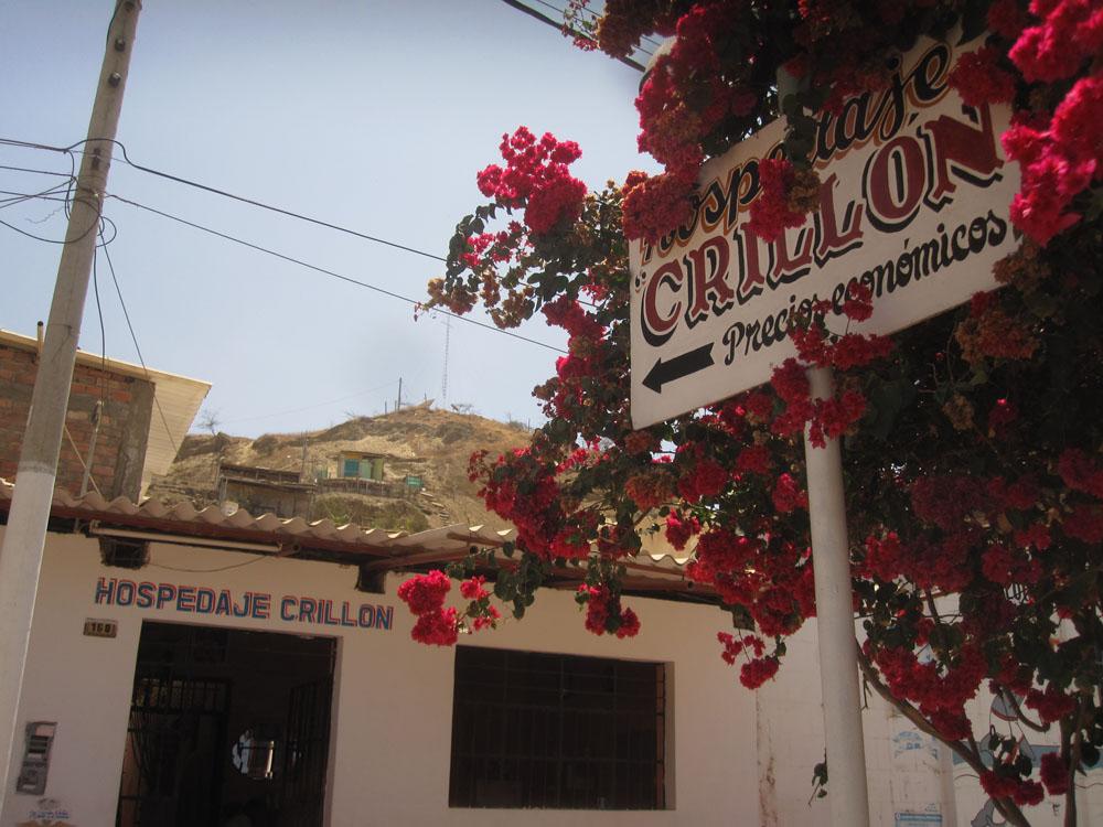Mancora, un hôtel où nous ne sommes pas allés