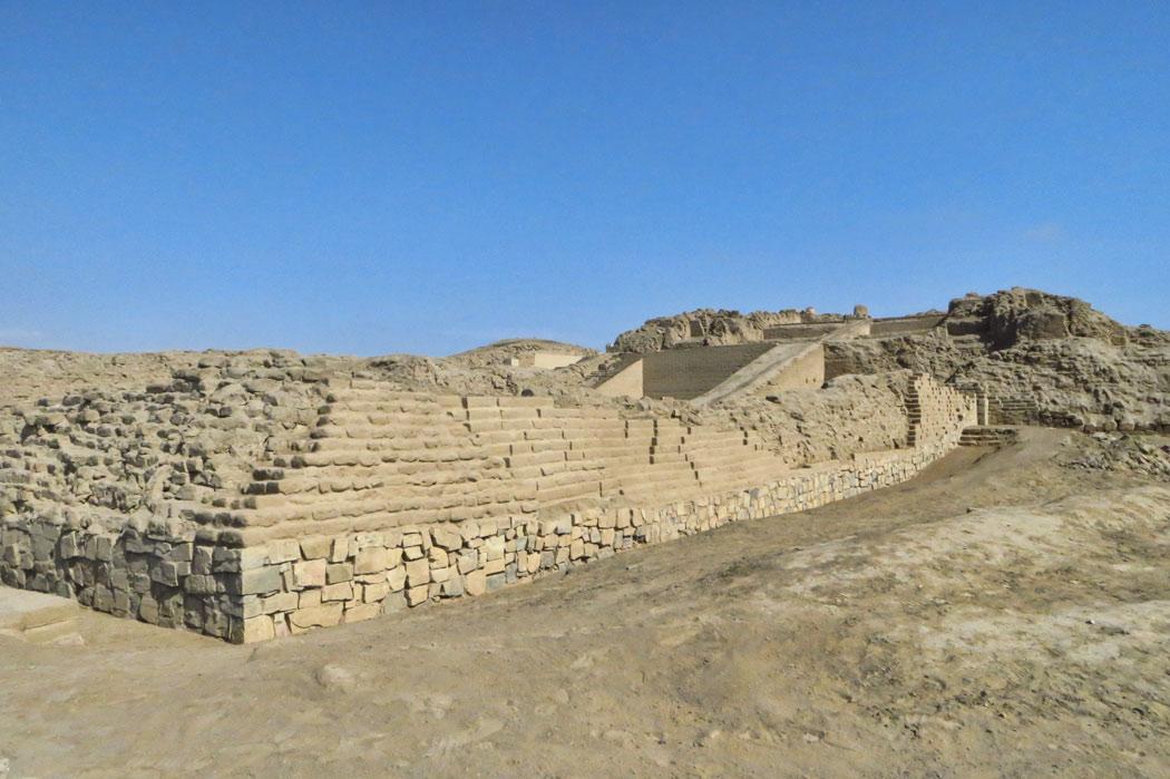 """Un temple appelé """"la pyramide à la rampe n°""""... quelle poésie!"""