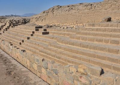 Le sanctuaire de Pachacamac