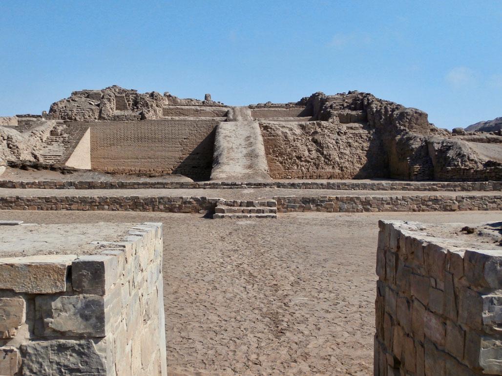 Pyramide à la rampe n°1