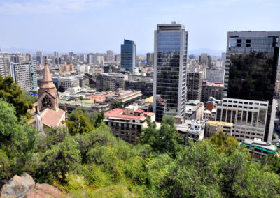 Un petit air de Santiago