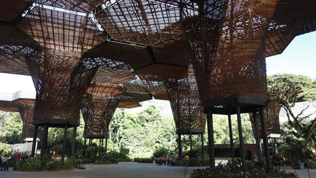 Jardin botanique de Medellin