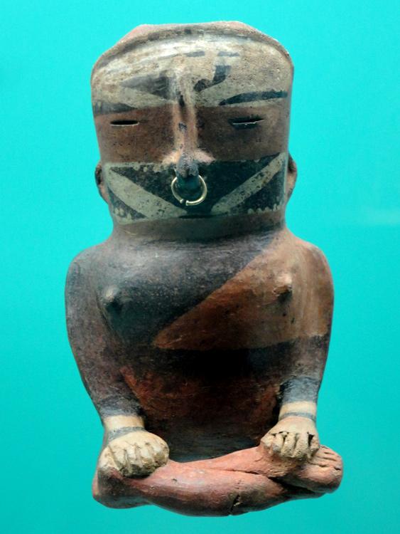 Sculpture Cauca (100 - 900) cordillère centrale