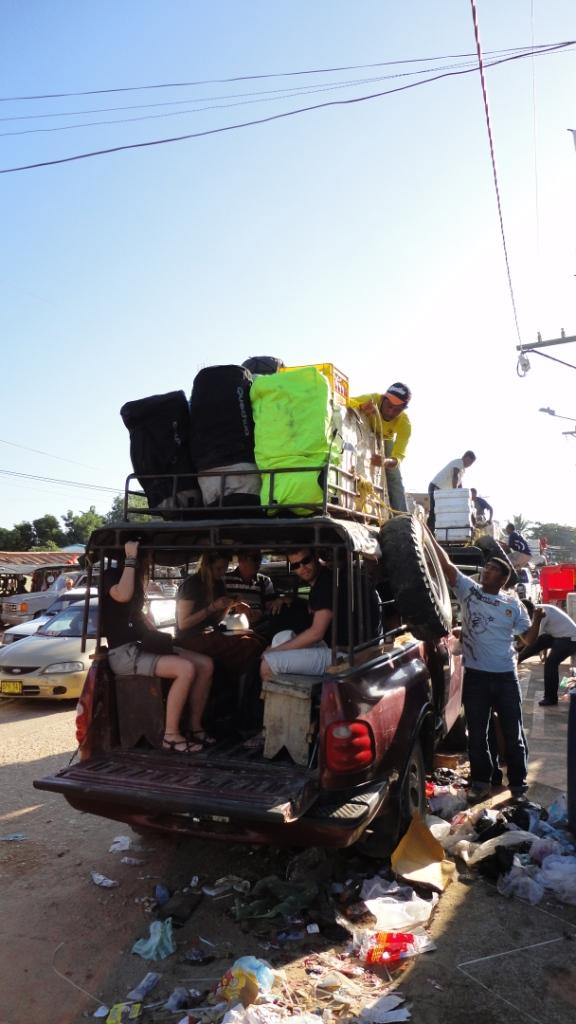 En route pour Cabo de la Vela
