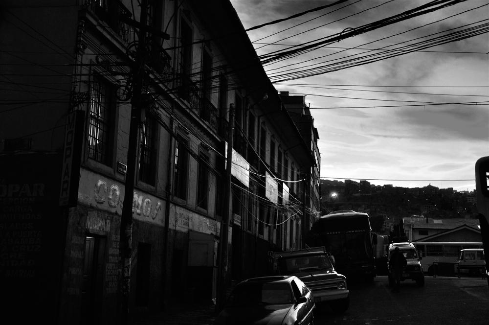 La Paz, octobre 2011