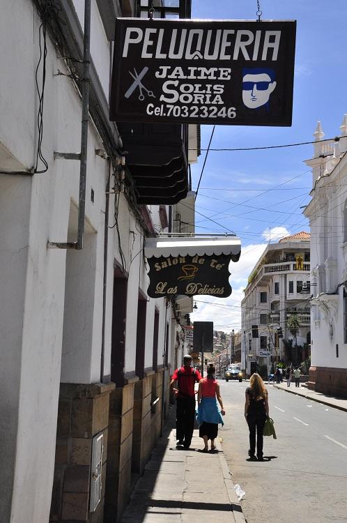 Sucre, dimanche des élections
