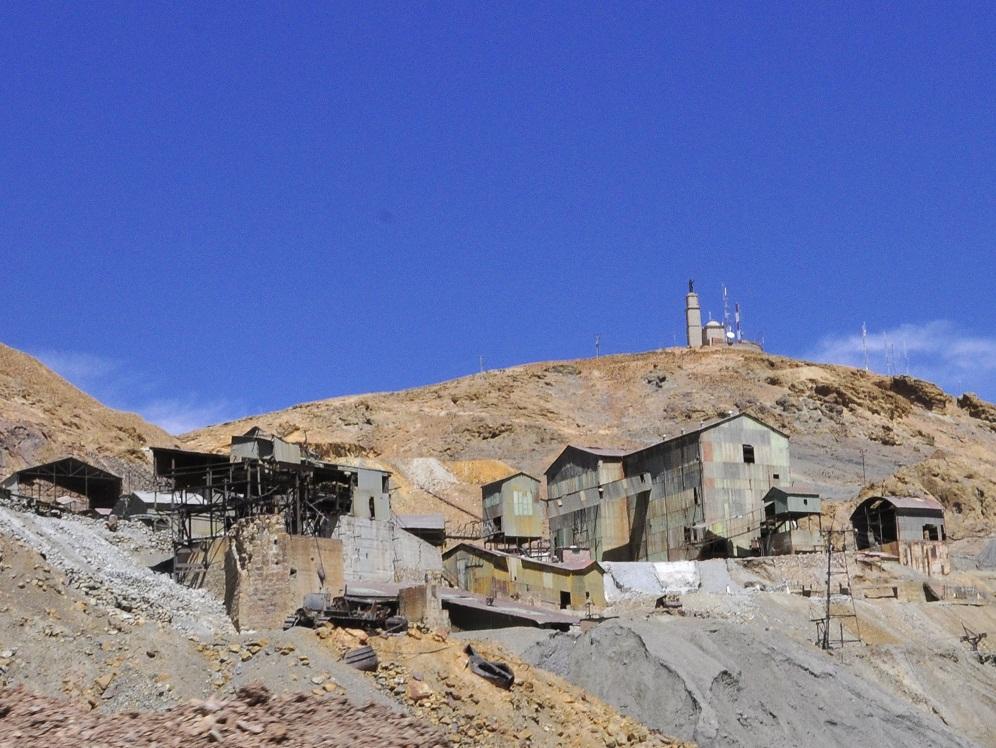 Les mines - Potosi