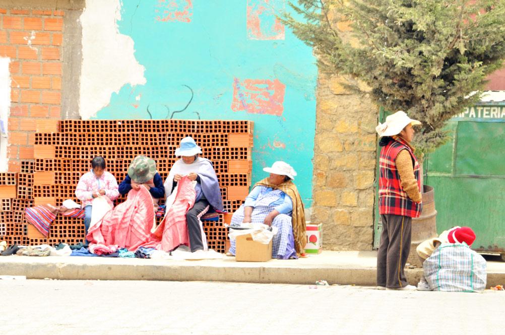 La Paz, quartier El Alto