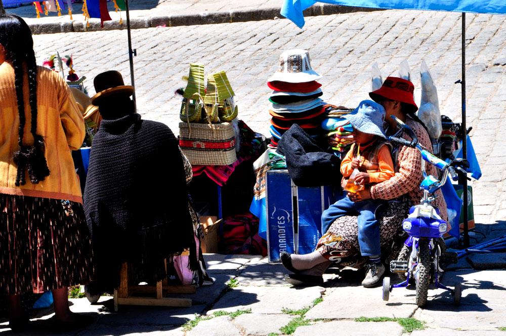 Copacabana, qui veut un chapeau ?